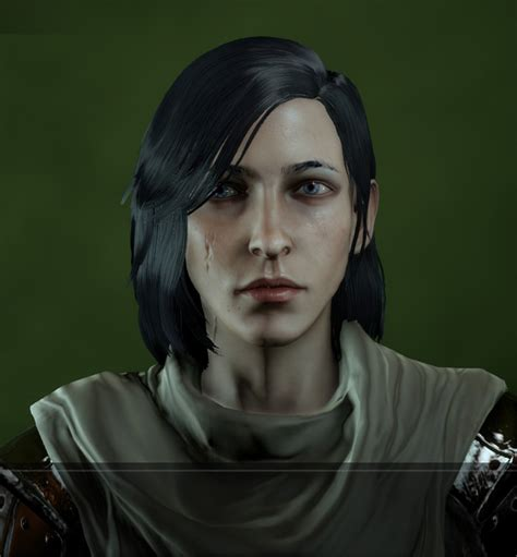 dragon age inquisition black hair color dragon age inquisition black hair color jet black hair