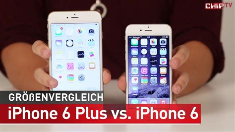 iphone    iphone  groessenvergleich deutsch chip youtube