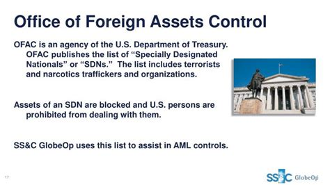 Office Of Foreign Assets Ppt Annual Anti Money Laundering Aml Counter