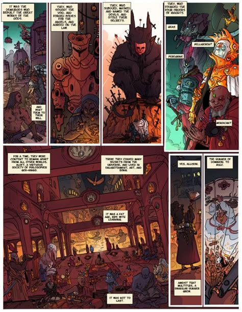 kill 6 billion demons book 1 kill six billion demons 187 chapters 187 book 1 kill six