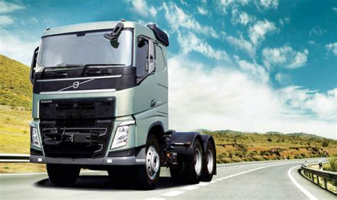 volvo fh truck  rugged efficient  reliable  heavier loads