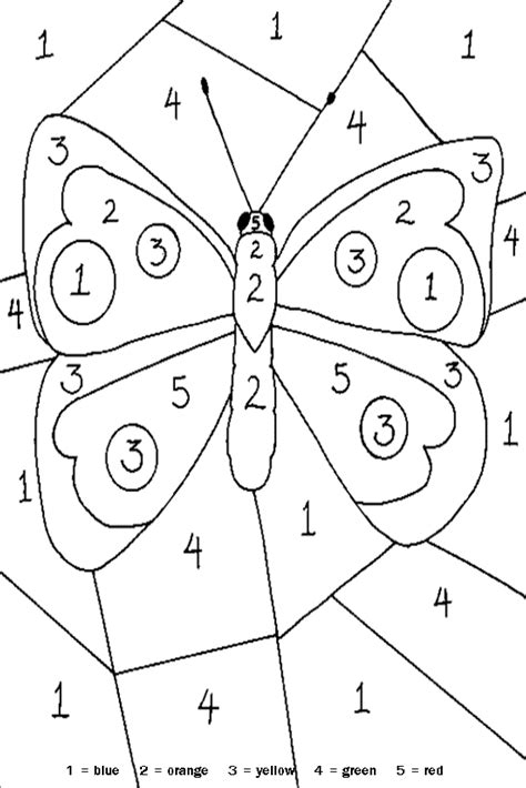 butterfly coloring pages games find the right colors first to start coloring in coloring