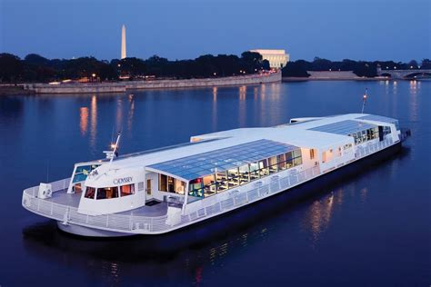 washington dc river boat cruises entertainment cruises washington org