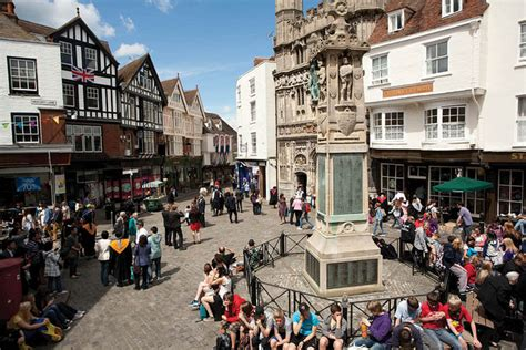 shops uk shopping canterbury of kent