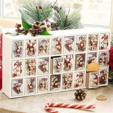 make your own wooden advent calendar best advent calendars countdown