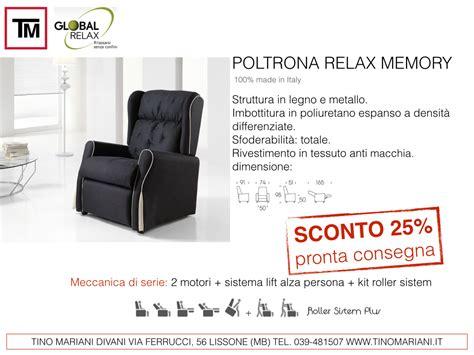 poltrone relax offerte divani tino mariani 1 dicembre 2013