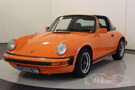 Porsche 911 Sc 1978 by Porsche 911 Sc Targa 1978 224 Vendre 224 Erclassics