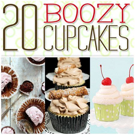 Happy Hour Baileys by Boozy Cupcakes Are Being Served At The Cottage Market S