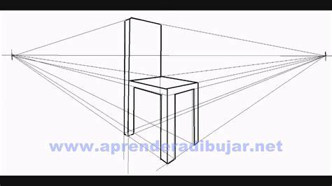 Dessin De Chaise En Perspective dessin d une chaise en perspective comment dessiner