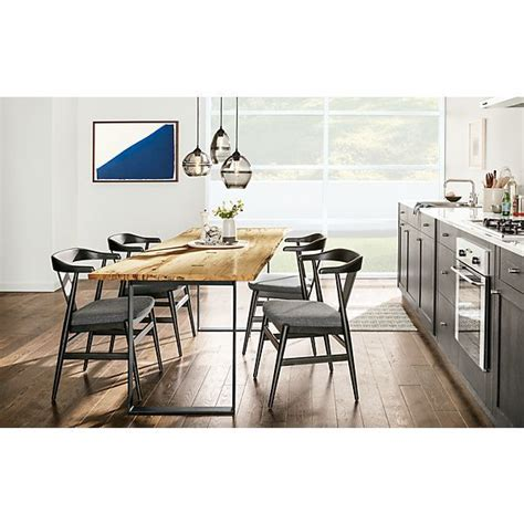 Dining Room Chairs Room And Board The Popular Room And Board Dining Chairs Intended For