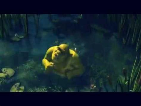 a fish in the bathtub movie shreks nasty fart youtube