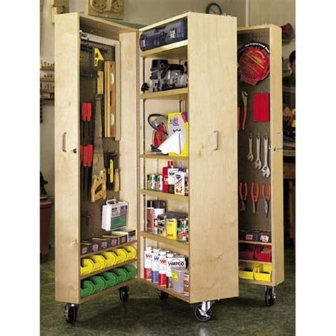 woodworking tool storage plans my woodshop storage ideas recycling kitchen cabinets into