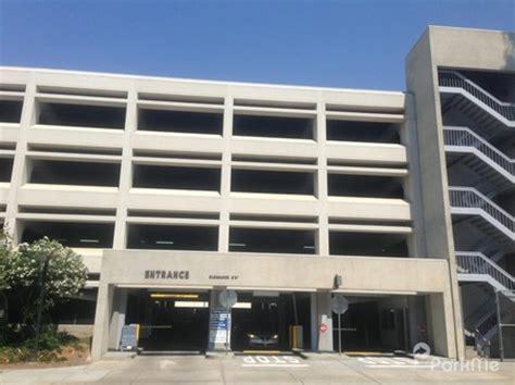 West Garage by Sjsu West Garage Parking In San Jose Parkme