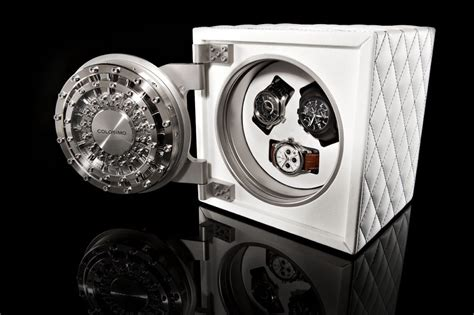 Handcrafted Watches - colosimo handcrafted safe 187 gadget flow