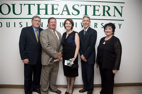 Southeastern Louisiana Mba Program by News Release