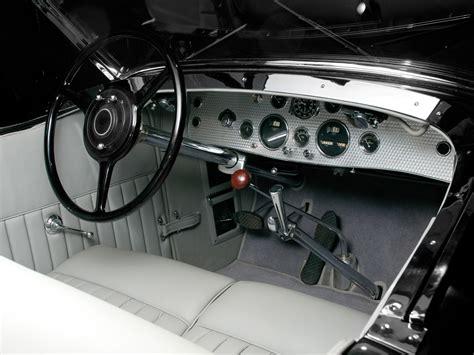 Duesenberg Interior by 1929 Duesenberg Model J 183 2201 Dual Cowl Phaeton Lwb