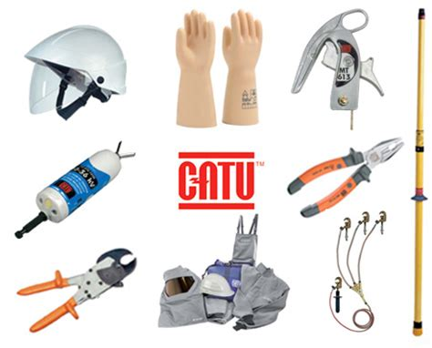 catu electrical safety equipment available from t&d
