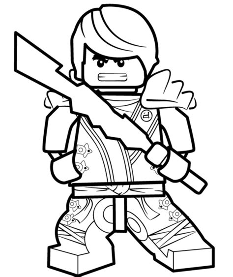 Ninjago Coloring Pages For Boys Coloringstar Coloring Pages For Boys Lego Ninjago Printable