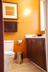 Design For Burnt Orange Paint Colors Ideas Ensuite Bathroom With Newly Tiled Floor Flickr
