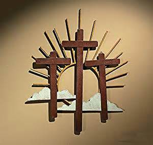 Metal Cross Wall Decor by Cutout Metal Crosses Religious Wall Decor
