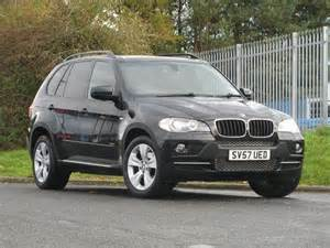 Used Bmw X5 Used Bmw X5 Car 2007 Black Diesel 3 0d Se 5 Door Auto 4x4