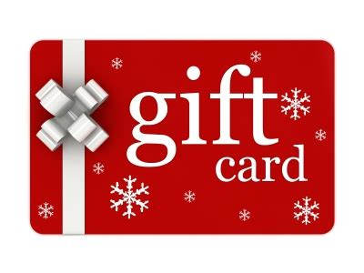 Email A Gift Card To Someone - gift card