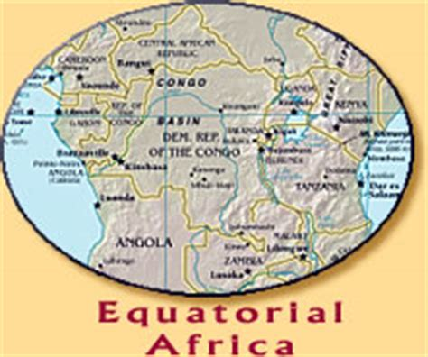 africa map equator related keywords suggestions for equatorial africa