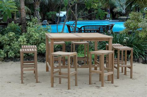 Outdoor Patio Bar Height Modern Patio Outdoor Bar Set Patio Furniture
