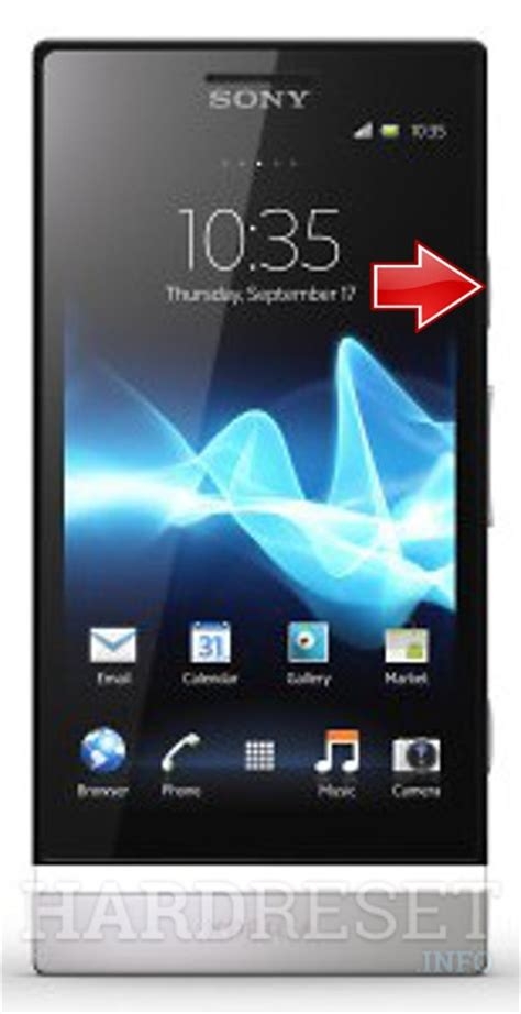 reset samsung xperia hard reset sony xperia p lt22 dk hard reset android phones