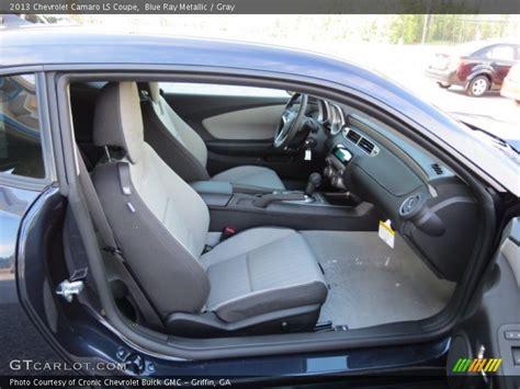 2013 Camaro Ls Interior by 2013 Camaro Ls Coupe Gray Interior Photo No 70804799