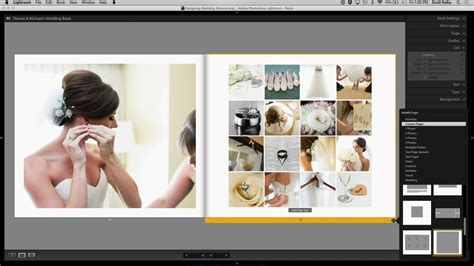 How To Make Wedding Album Layout by Wedding Album Design Course Excerpt