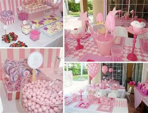 themes for girl bday parties birthday ideas little girl birthday party themes happy