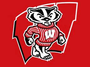 wisconsin badgers colors go wisconsin badgers in the capital one bowl sports