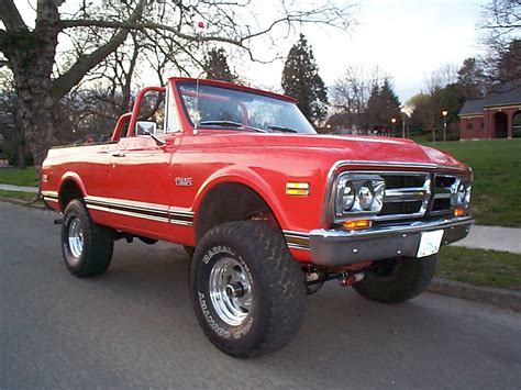 1972 gmc jimmy 1972 gmc jimmy information and photos momentcar