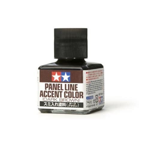 Tamiya Panel Line Accent Color Brown tamiya 87140 lavis enamel brun fonc 233 panel line accent color brown passion132
