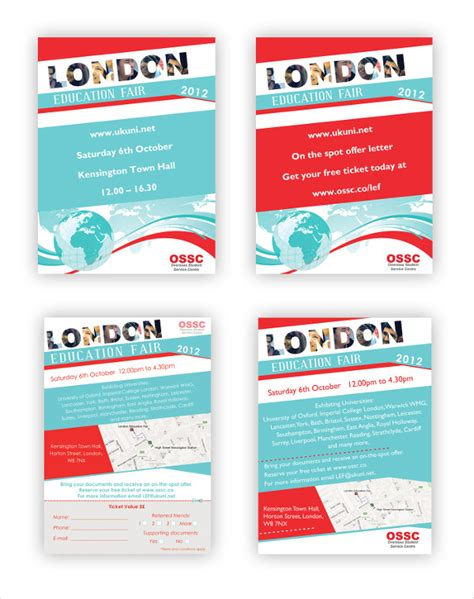 flyer design london 25 education flyer templates free premium download