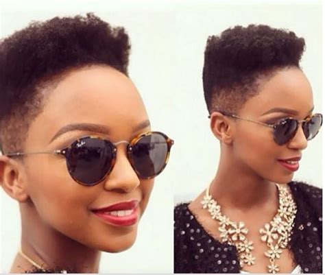 sa celebrity hair cut 10 south african hot celebrities why not try a shorter
