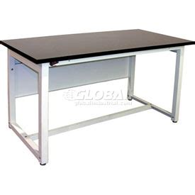 lab tables work benches laboratory work bench fixed height pro line heavy duty