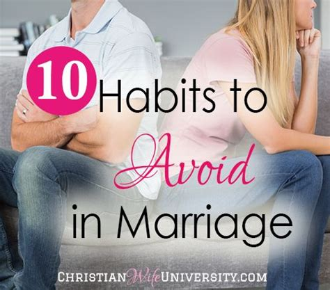 married for a purpose new habits of thinking for a higher way of living 52 weekly devotions for couples books 10 habits to avoid in marriage by follow me perspective