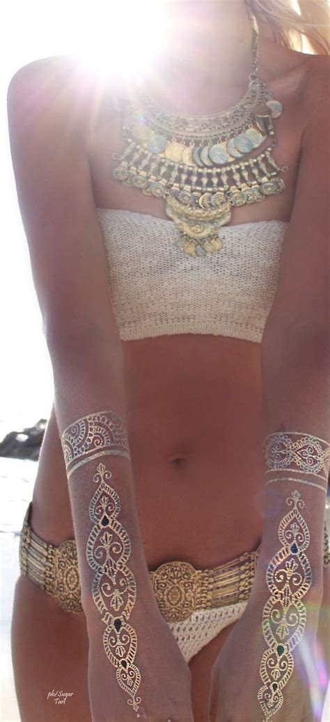 henna tattoo gold 1000 ideas about gold on flash tats