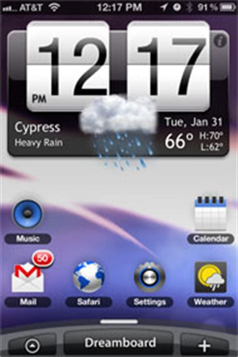 htc cydia themes make your jailbroken iphone look like android windows