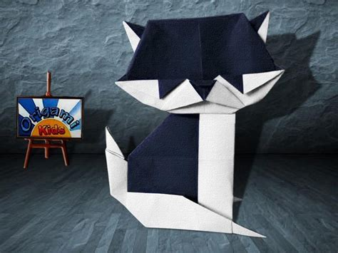 Origami Sitting - 54 best images about origami cats on cats