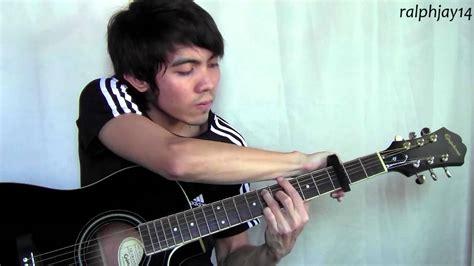 guitar tutorial of pangarap lang kita pangarap lang kita parokya ni edgar fingerstyle guitar