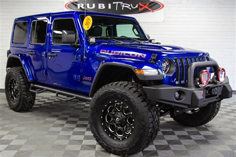 2019 Jeep Jl by 2019 Jeep Wrangler Rubicon Unlimited Jl Blue Metallic