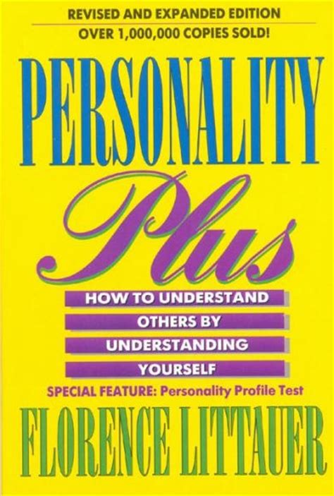 Personality Plus quot personality plus quot by florence littauer books and