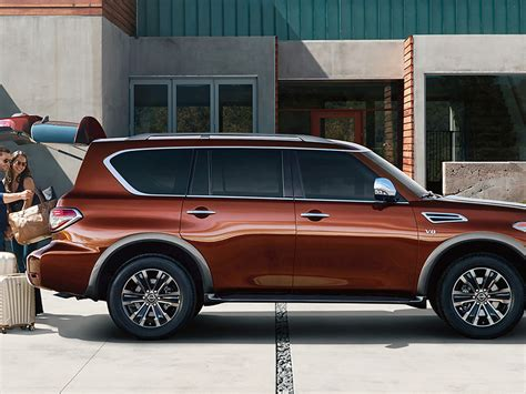 nissan armada 2018 interior 2018 nissan armada for sale used cars brown nissan