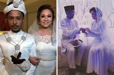 hadiah tetamu majlis perkahwinan orang melayu perkahwinan hazama dapat tajaan rakan artis make up