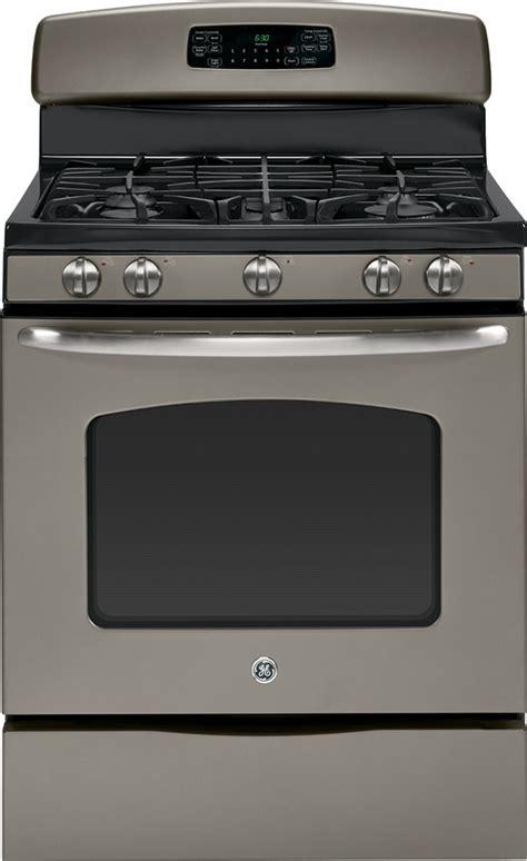 ge adora appliances slate finish kitchen pinterest ge gas range in slate finish slate pinterest best