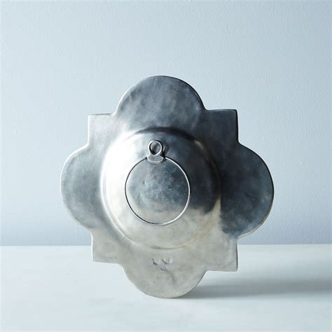 Quatrefoil Wall Sconce Quatrefoil Pewter Wall Sconce On Food52