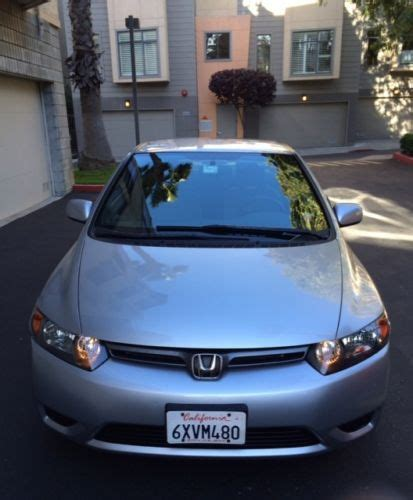 2006 honda civic lx coupe for sale purchase used 2006 honda civic lx coupe 2 door 69k